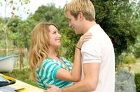 Ashley Tisdale and Robert Hoffman in