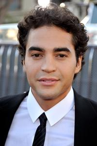 Ramon Rodriguez at the premiere of
