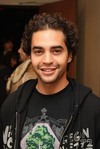 Ramon Rodriguez at the Our Time Theatre Company.