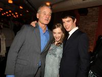 Bill Murray, Saorise Ronan and Harry Treadaway at the premiere of