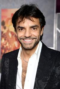 Eugenio Derbez at the world premiere of