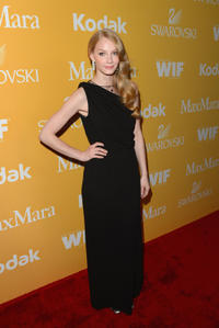 Svetlana Khodchenkova at the 2012 Women In Film Crystal + Lucy Awards.