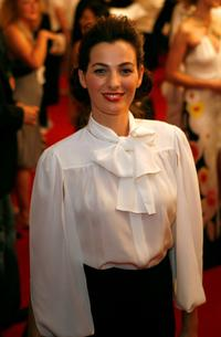 Ayelet Zurer at the opening night gala presentation of