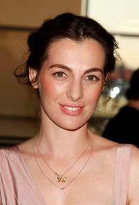 Ayelet Zurer at the premiere of