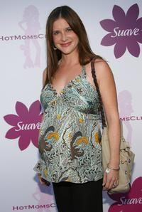Kellie Martin at the Hollywood Hot Moms Soiree benefiting the Step Up Women's Network.
