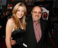 Sarah Roemer and Joe Medjuck at the premiere of