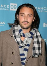 Jack Huston at the 2009 Sundance Film Festival.