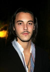 Jack Huston at the Hollywood Legacy Awards.