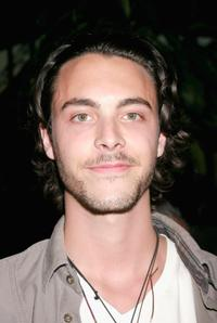 Jack Huston at the world premiere of