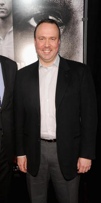 Executive producer Marc D. Evans at the New York premiere of