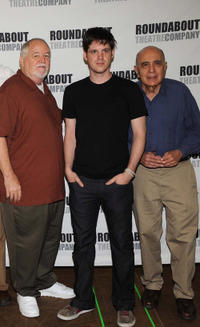 Dakin Matthews, Michael Esper and George Morfogen at the portrait session of