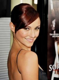 Briana Evigan at the California premiere of