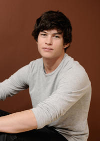 Graham Phillips at the portrait session of