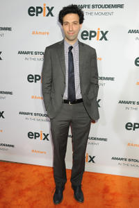 Alex Karpovsky at the New York premiere of