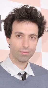 Alex Karpovsky at the 2011 Film Independent Spirit Awards in California.
