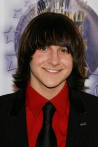 Mitchel Musso at the 2007 World Magic Awards.