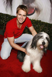 Randy Wayne at the California premiere of