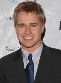 Randy Wayne at the after party of Children's United Nations, Academy Awards celebration.
