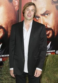 Jody Hill at the California premiere of