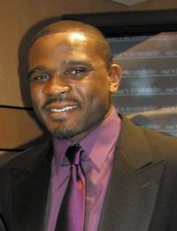 Darius McCrary at the 10th Annual Movieguide Awards.