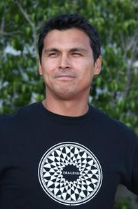 Adam Beach at the NBC All-Star Party held during the 2007 Summer Television Critics Association Press Tour.