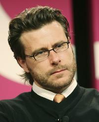 Dean McDermott at the 2007 Winter TCA Press Tour.