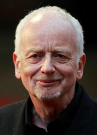 Ian McDiarmid at the UK Premiere of
