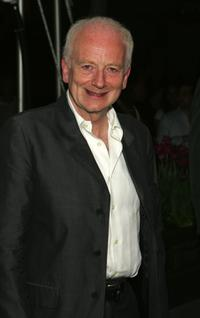 Ian McDiarmid at the Broadway Opening of