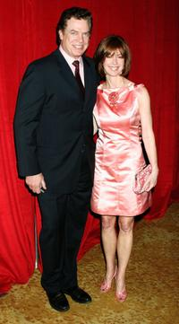 Christopher McDonald and Dana Delany at the 13th Annual