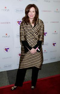Mary McDonnell at the special performance of A.R. Gurney's