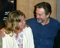 Frances McDormand and Robert De Niro at the premiere of