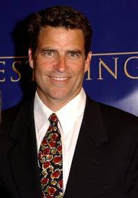Ted McGinley at the 100th Episode celebration of
