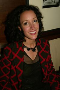 Jennifer Beals during the after party for