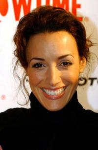 Jennifer Beals at the premiere of