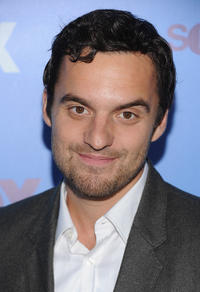 Jake Johnson at the 2011 Fox Upfront in New York.