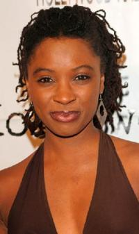 Shanola Hampton at the JHRTS