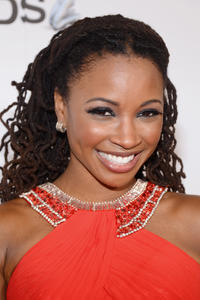 Shanola Hampton at the 44th NAACP Image Awards in California.