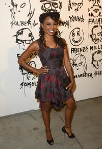 Shanola Hampton at the 6th Annual Pieces of Heaven Powered By Ciroc Ultra Premium Vodka in California.