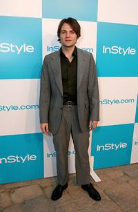 Seth Gabel at the 7th Annual InStyle Magazine summer soiree.