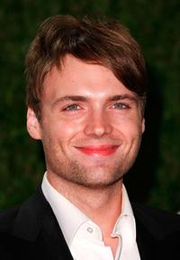 Seth Gabel at the 2009 Vanity Fair Oscar party.
