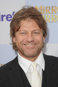 Sean Bean at the California premiere of