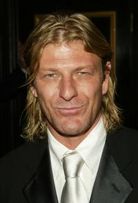 Sean Bean at the premiere of