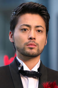 Takayuki Yamada at the Opening Ceremony of the 24th Tokyo International Film Festival.