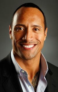 Dwayne Johnson at the AFI FEST 2007.