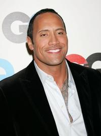 Dwayne Johnson at the GQ Magazine's 2005