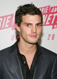 Jamie Dornan at the after party of 'Marie Antoinette' during The New York Film Festival in New York City.