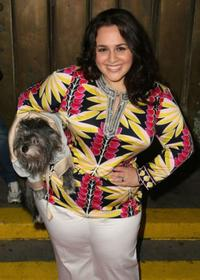 Nikki Blonsky at the Animal Fair Media's 9th Annual