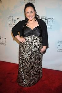 Nikki Blonsky at the 36 Annual FIFI Awards.