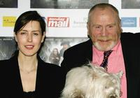 Gina McKee and James Cosmo at the UK Gala premiere of