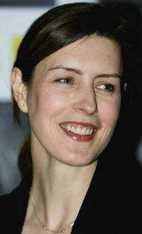 Gina McKee at the premiere of